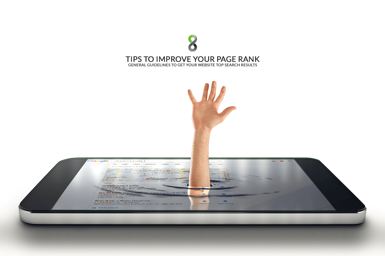 SEO Tips to improve your Chiropractic Websites Page Rank.